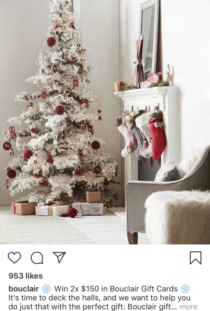 Holiday Instagram Marketing tips - Holiday Sales and Discounts