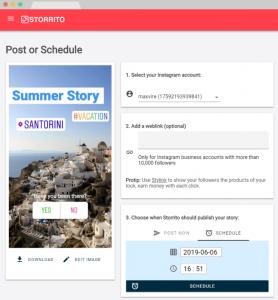 Storrito - Instagram Stories apps
