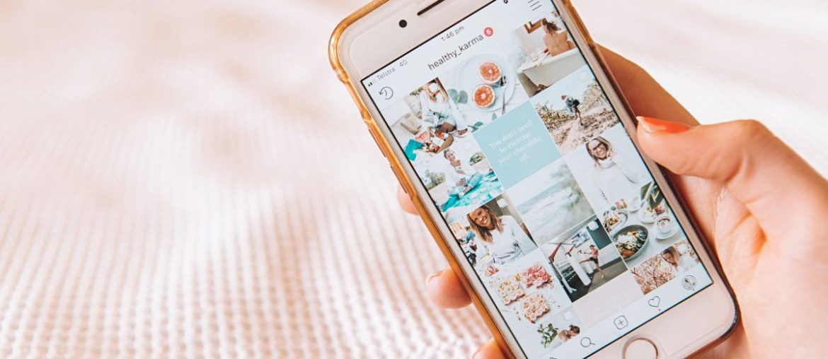 Instagram Presets On Feed