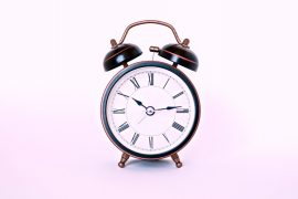 Clock - best time to tweet