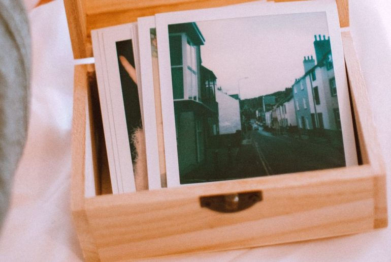 Instagram collections - photos in a box