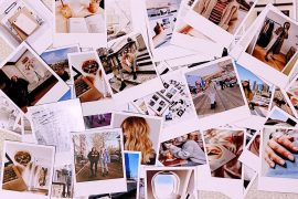 Using Instagram Layout Mode To Create Collages
