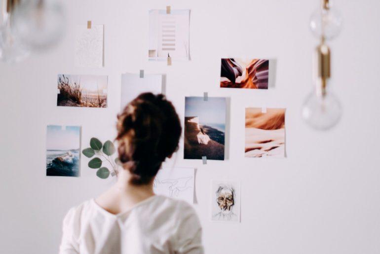 Creating a brand mood board