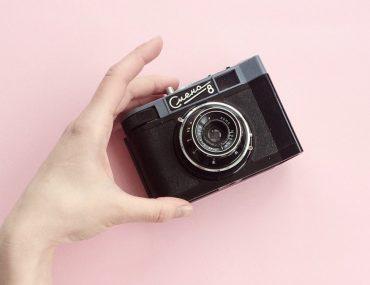 Instagram photography camera