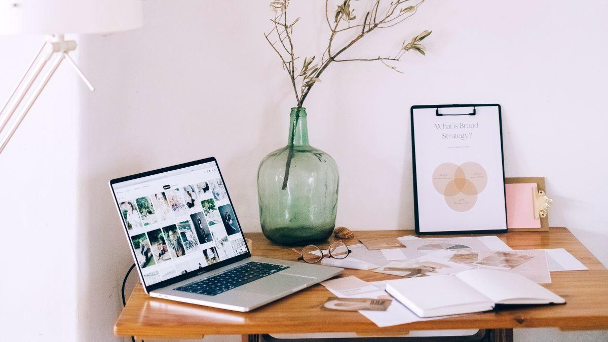 Brainstorming Instagram aesthetic and brand